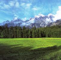 【雙雪山雲滇之美】昆大麗香格里拉、麗江古城下午茶、民族文化體驗8日(昆明升等洲際、豪華VIP三排椅)