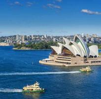EZ閃購限時省★【送雪梨夜景】雪梨 藍山纜車 遊船 無尾熊7天