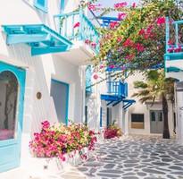 希臘愛琴海10天~天空之城克里特神話、米克諾斯、聖托里尼二晚
