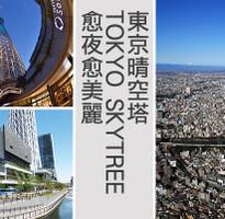 《超值優惠》東京人氣景點~登上晴空塔.葛西臨海水族館.迪士尼.半自助五日【高雄來回】