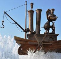 【大小孩的綺麗之夢】上海迪士尼、東方明珠塔、第一水鄉周庄5日(上海國際品牌+周莊水月鉑爾曼)