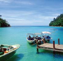 《兩人成行》嗨翻沙巴~渡假村升級版5日(紅樹林生態+長鼻猴探訪+SPA+美人魚島+升級兩晚海邊酒店)-馬航