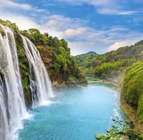貴州限定GO~五星凱賓斯基、黃果樹瀑布、西江千戶苗寨、馬嶺河峽谷八日(含稅、無購物)