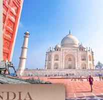 4月連休跟團省★印度9天~黃金三角、恆河聖地性廟巡禮、國內2段機