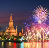 《每日限定。曼谷跨年》泰。遊你。泰國輕鬆遊跨年嗨翻天五日《含稅金》(含稅)
