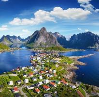 北歐雙國10日~挪威峽灣+冰島極光之旅