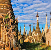 緬甸-行腳漫遊七日(仰光+內比都+曼德勒+浦甘)