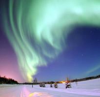 【蜜月典藏】挪威芬蘭極光、兩晚極光屋、破冰船、雪撬極光巡遊10日