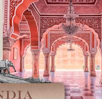 暑假早買省♯直飛印度8天~地下宮殿、泰姬瑪哈陵、六大世界遺產