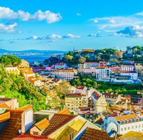 【魅力歐洲】五星熱情葡萄牙10日~1晚五★、酒莊巡禮、天空之城、仙達皇宮、雙遊船、FADO表演、葡國美食