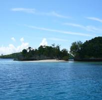 【泛太平洋渡假村】帛琉超值水母湖、大斷層、牛奶湖、美人魚水道6日