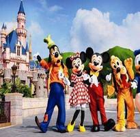 奇幻童話城堡 上海迪士尼樂園 烏鎮西柵水鄉 歡樂五日